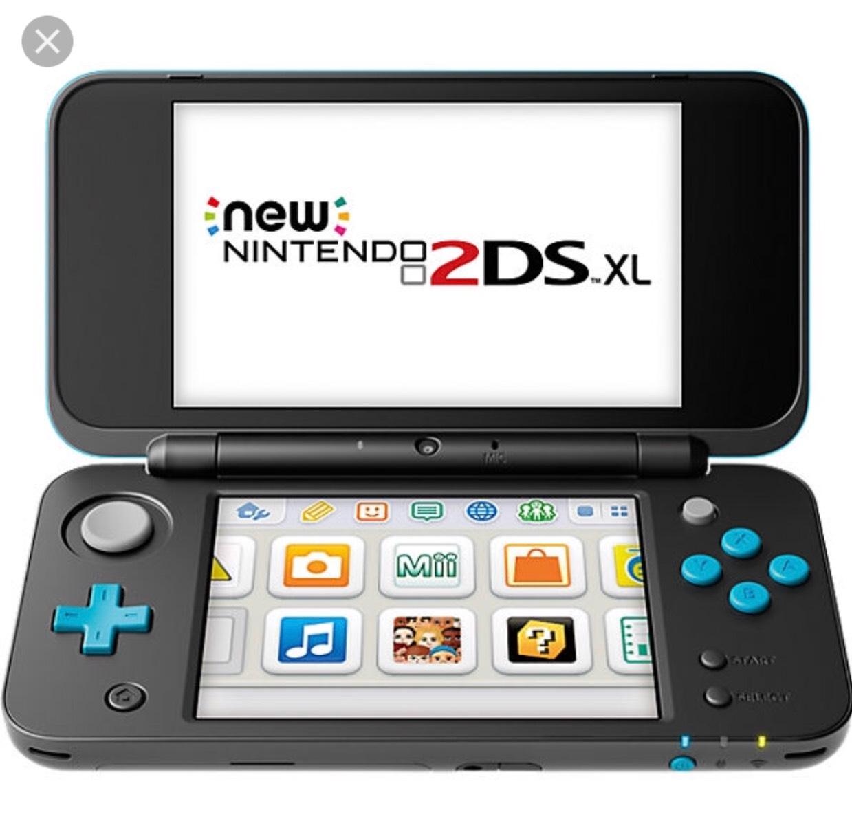 New Nintendo 2DS XL für 111 Euro