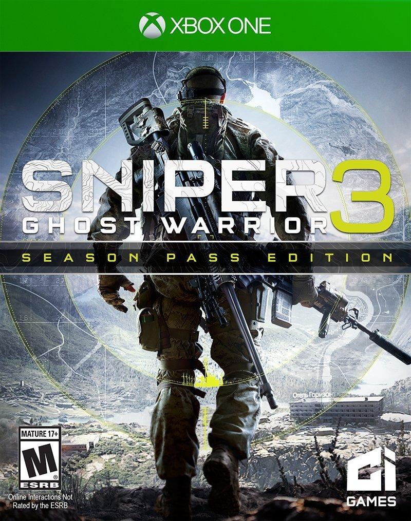 Sniper: Ghost Warrior 3 Season Pass Edition (Xbox One) für 17,22€ (Amazon US + ShopTo)