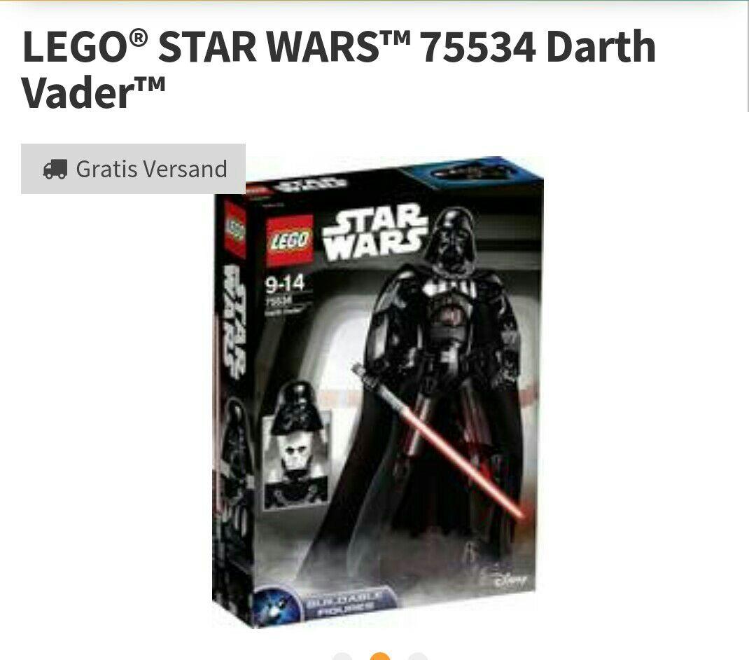 LEGO® STAR WARS™ 75534 Darth Vader™