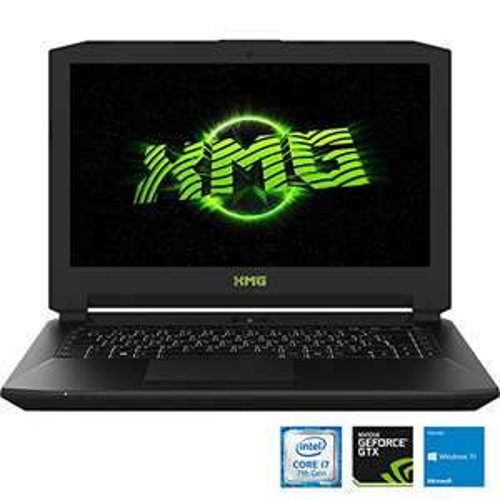 "[Amazon.de] Vorbesteller! XMG P407-hrw PRO Gaming Laptop (14"" Full HD IPS, GTX 1050 Ti, Intel Core i7-7700HQ, 16GB RAM, 256GB SSD NVMe, 1000GB HDD, Win 10 Home) schwarz"