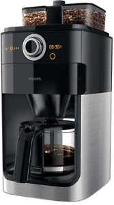 PHILIPS Grind & Brew HD7766/00 Mahl- und Brühsystem Kaffeemaschine [ebay]