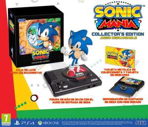 Sonic Mania Collector's Edition - Playstation 4