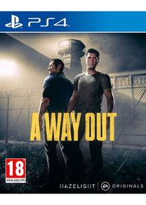 A Way Out (PS4) Uncut Version Release Date: 23 March 2018 [base]