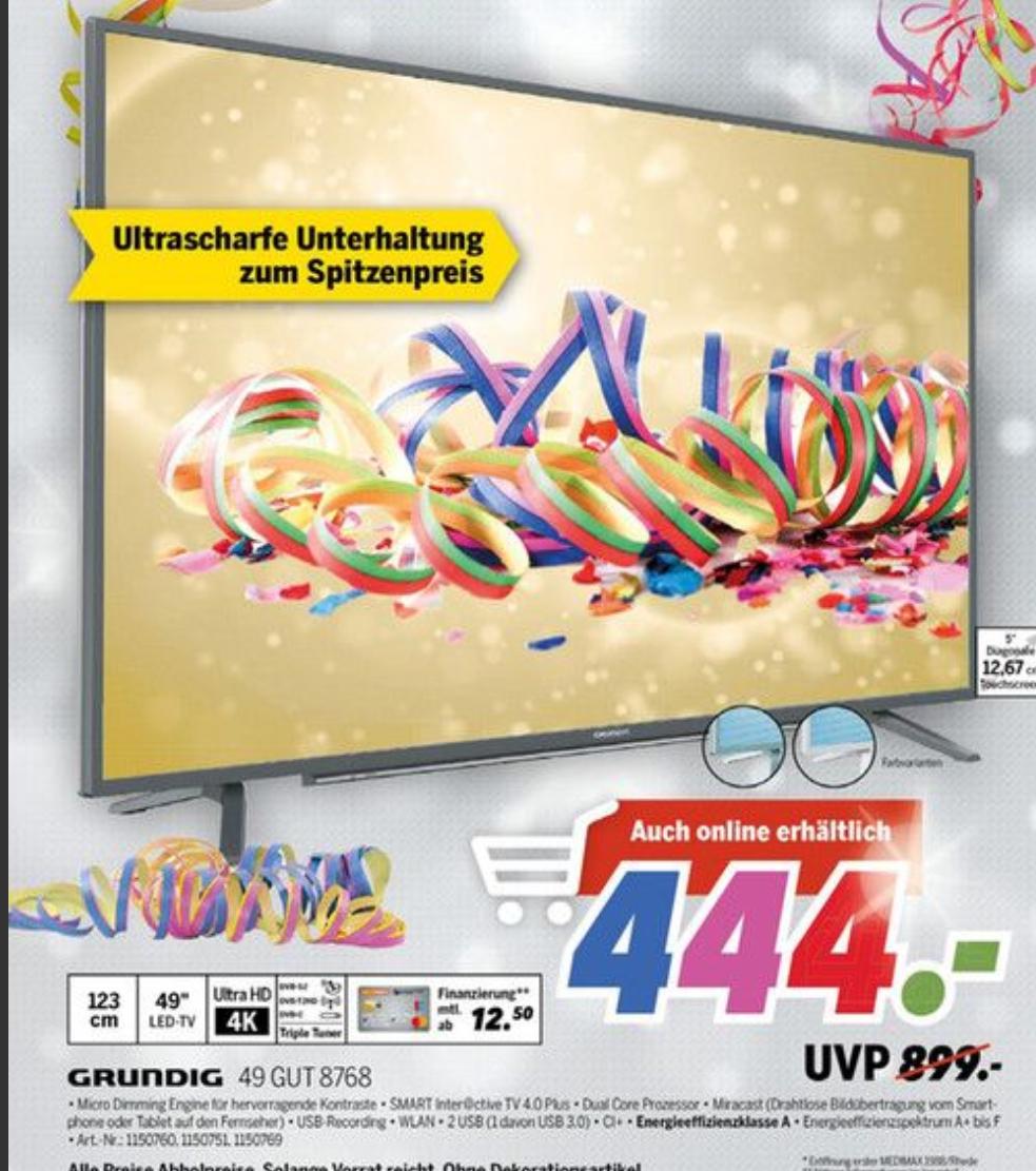 Grundig 49 GUB 8768