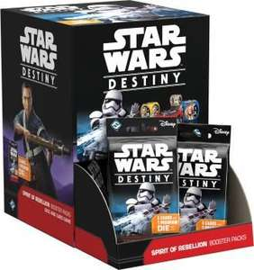 Star Wars Destiny - Geist der Rebellion Booster Display (36)