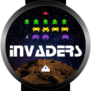 Invaders 2 kostenlos statt 0,99€ (Android Wear)