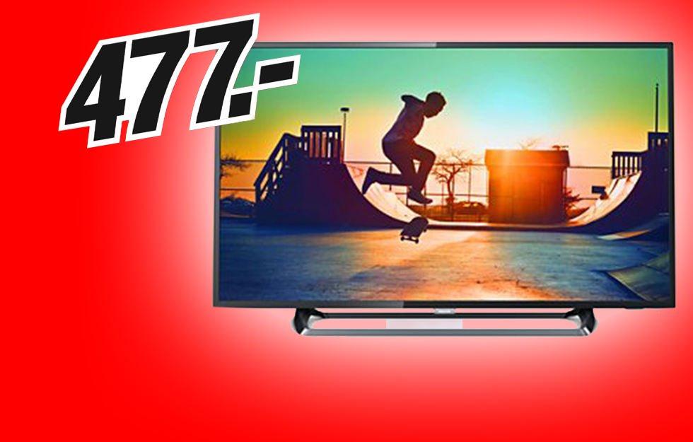 (Lokal Media Markt Leipzig Höfe am Brühl) Philips 50PUS6262 UHD TV