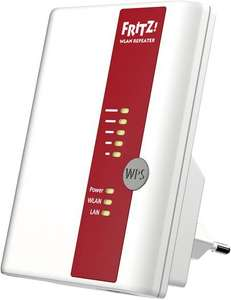 [Digitalo] AVM FRITZ!WLAN Repeater 450E (450 Mbit/s, Gigabit LAN, WPA2), weiß, deutschsprachige Version