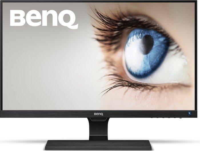 [nbb]  BenQ EW2775ZH 27 Zoll Eye-Care Full HD Monitor (1920x1080, 4ms, 60 Hz, 8bit, Slim Bezel, AMVA+ Panel) schwarz