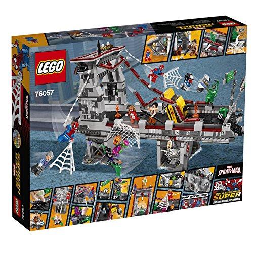 LEGO® Super Heroes 76057 Spider-Man für 55,16 45% unter UVP EOL