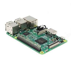 Raspberry Pi 3 Model B für 24,66€ [LightInTheBox]
