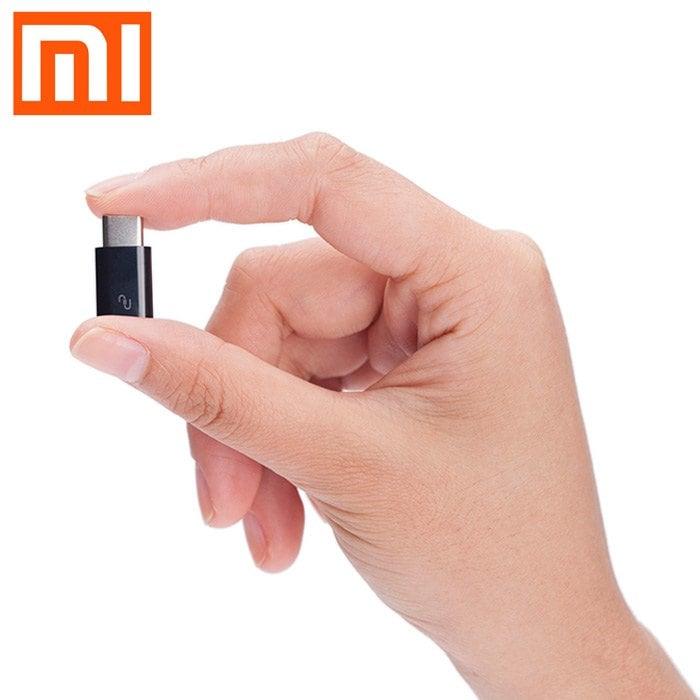 [Rosegal] Xiaomi Type-C USB to Micro USB Adapter