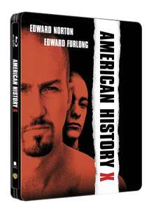 American History X Limited Edition Steelbook (Blu-ray) für 9,97€ & The Last Samurai Limited Edition Steelbook (Blu-ray) für 11,97€ (Amazon Prime)