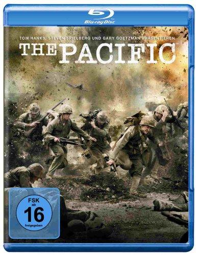 The Pacific (Blu-ray) für 16,97€ (Amazon Prime)