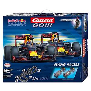 Amazon: Carrera 20062426 - Go!!! Flying Racers für 25,96 € (54,09 € PVG Idealo)