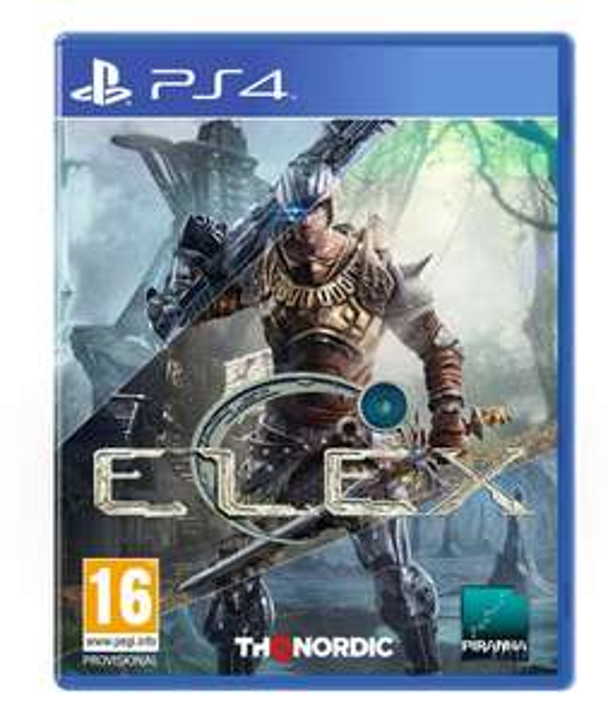Elex (PS4) für 29,99€ (Amazon & Base.com)