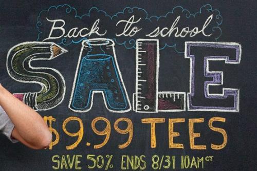 Threadless Sale: Wieder T-Shirts für knapp 10$