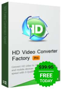 [Windows] HD Video Converter Factory Pro 14.3 kostenlos