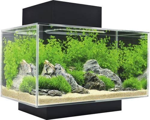 Nano-Aquarium Fluval Edge I 23 Liter  LED komplett [Hornbach LOKAL]