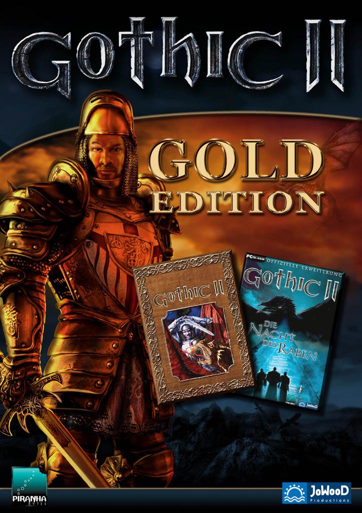 Gothic 2 Gold Edition bei GOG für 2,19 Euro