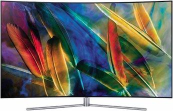 Samsung QE55Q7C 55 Zoll Curved QLED-TV