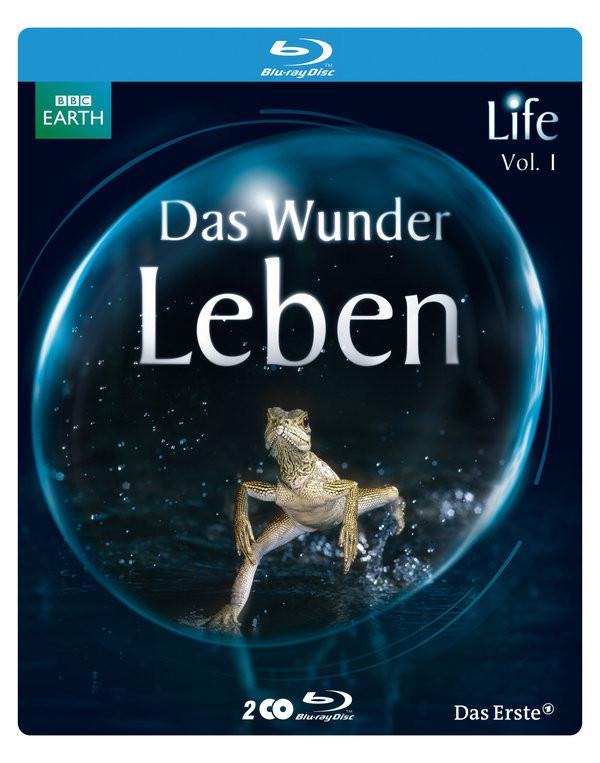 Life - Das Wunder Leben - Vol. 1 - Steelbook (2x Blu-ray) für 6,99€ (Müller)