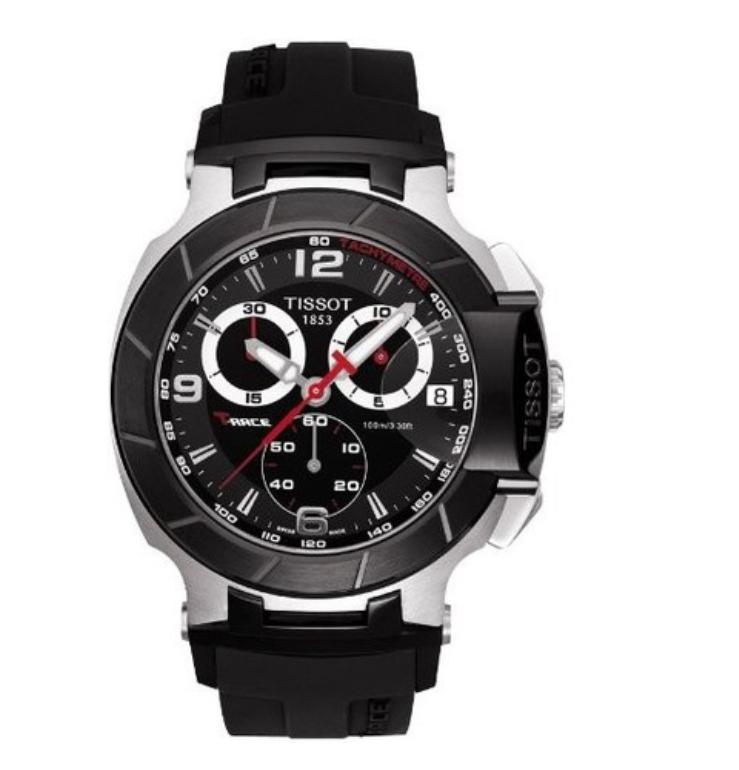 Tissot T-Race T0484172705700 Chronograph Sport Herrenuhr
