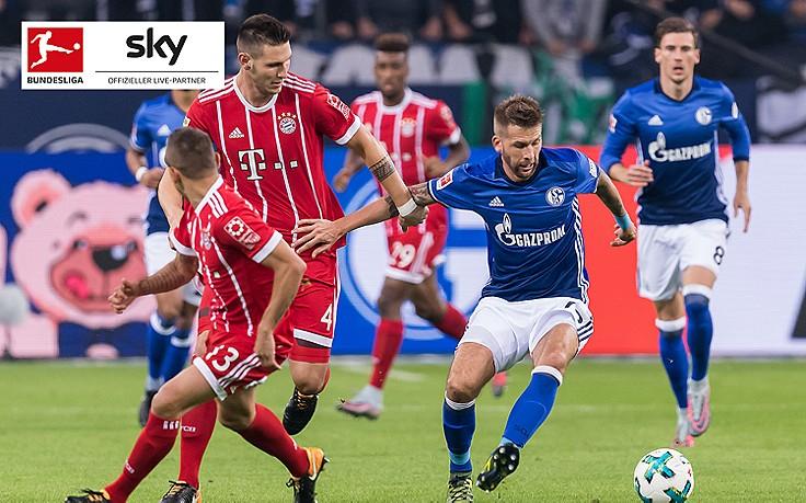 ServusTV Österreich zeigt Spiele der Deutschen Fussball Bundesliga