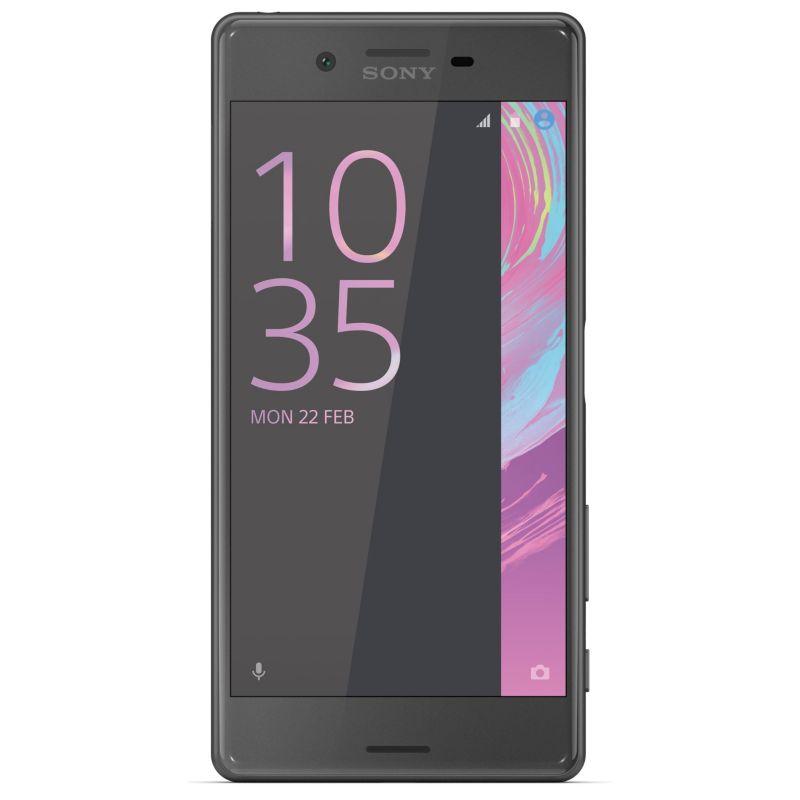 """Sony Xperia X (schwarz) für 199€ bei Cyberport (offline) - 5"""" FHD, Android 8, 3GB RAM, Edit: Nur noch offline"""