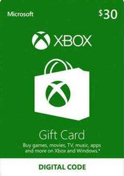 Xbox Live 30 USD Guthaben für 19,54€ (Gamesdeal)