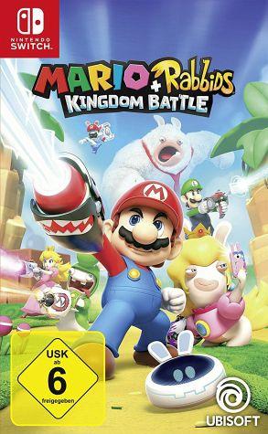 Mario + Rabbids: Kingdom Battle (Switch) für 39,99€ (Bücher.de & Coolshop)