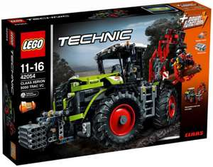 LEGO Technic - 42054 CLAAS XERION 5000 Trac VC Toys Ur Us