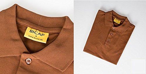 Preisfehler? Braune Poloshirts / Workwear-Shirts für € 7,25/Stück