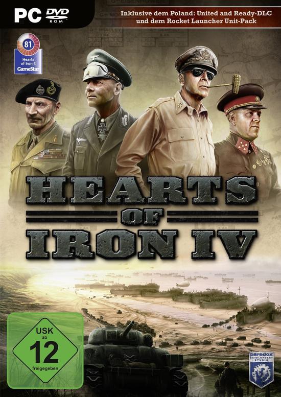 HEARTS OF IRON IV bei gamestop reduziert