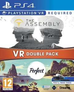 The Assembly + Perfect Double Pack (PSVR/PS4) für 25,55€ (Amazon.co.uk)