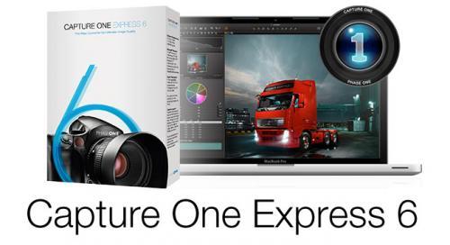 Capture One Express 6 (RAW-Entwickler) kostenlos über Foto-Hits statt EUR 69,00