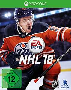 [XBOX ONE] EA - NHL 18 (Standard Edition) - [Amazon Prime]