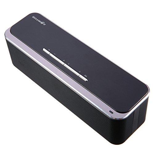 BlitzWolf 20W Wireless Lautsprecher mit Aux-In und Mikrofon, Bluetooth 4.0