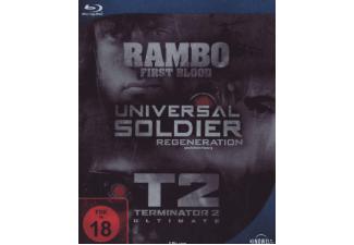 Action Hero - Metal-Pack [Blu-ray] für 8€ VSK frei [Media Markt]