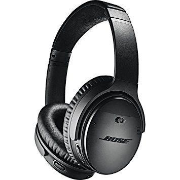 Bose quietcomfort 35 ii in schwarz