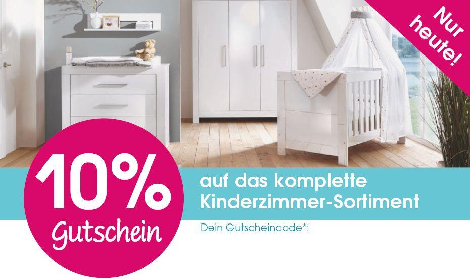 10% Rabatt auf Kinderzimmer [Babymarkt.de]