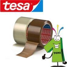 36 x TESA Packband 64014 leise abrollend für 38,90€ (noName für 19,50) @EBay
