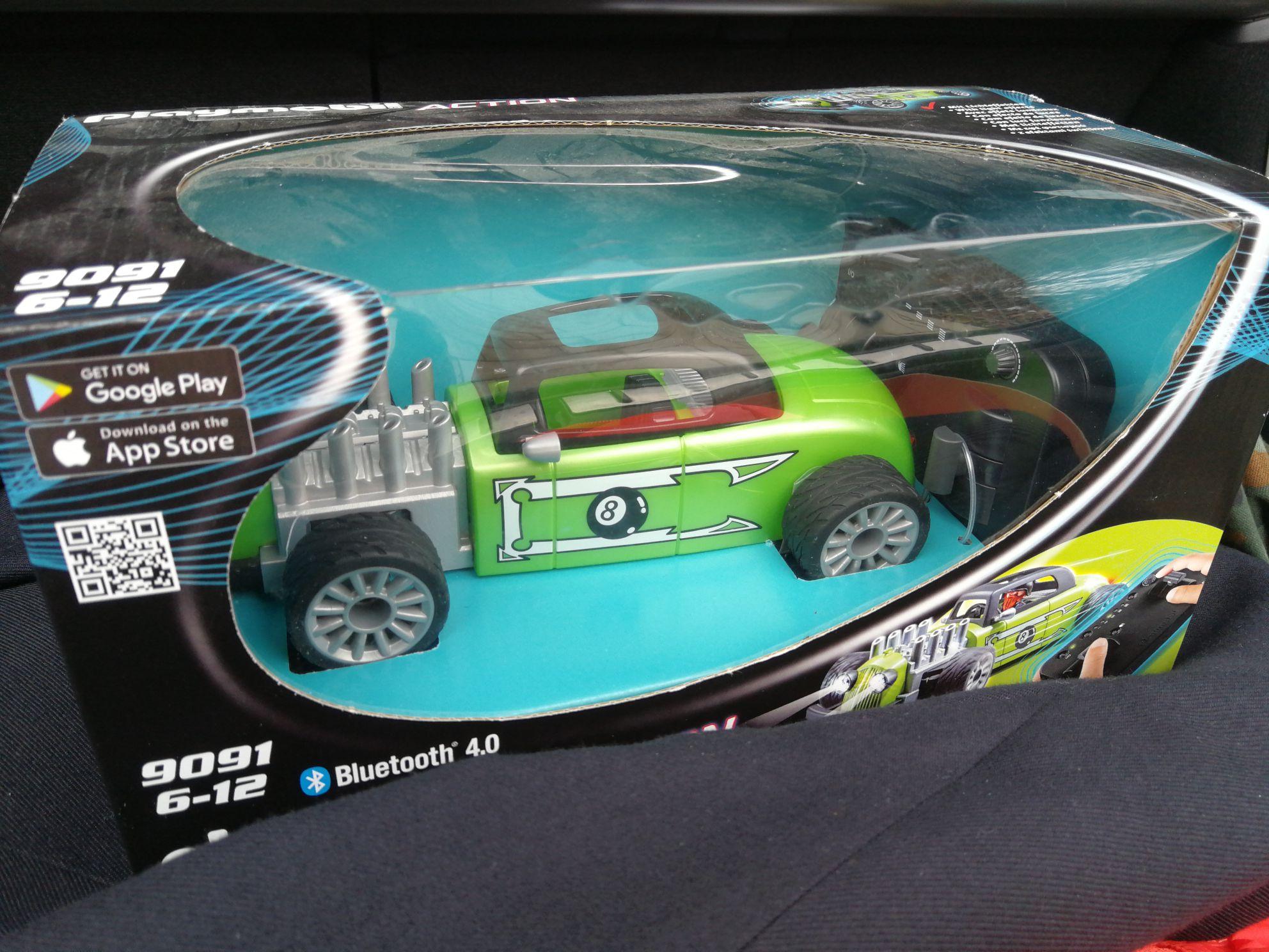 Playmobil RC Racer Rock n' Roll (Globus Koblenz)