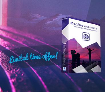 Acdsee Video Studio 2 kostenlos