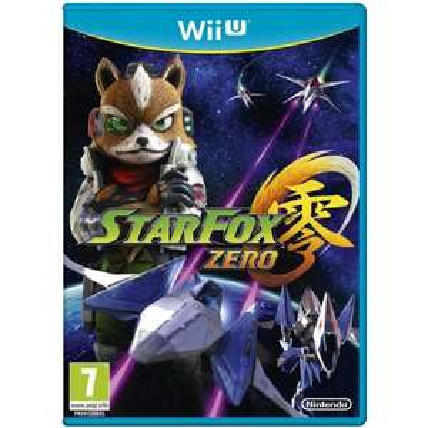 Star Fox: Zero (Wii U) für 17,99€ (Shop4de)