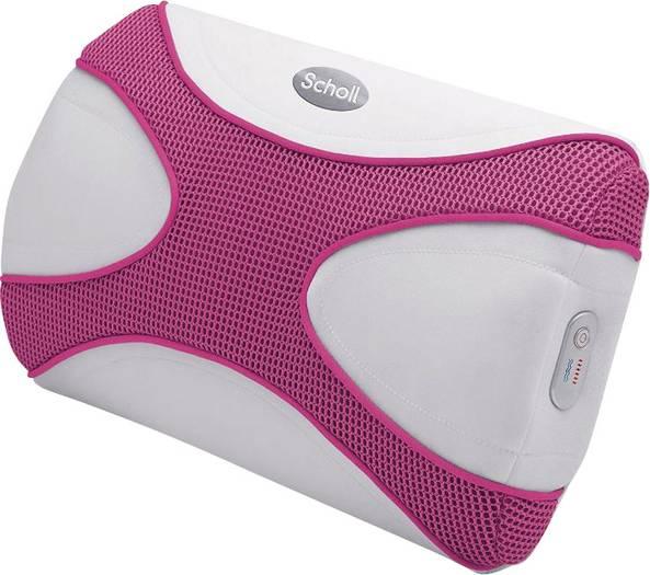 Scholl Massagegerät X-Pop weiß-pink