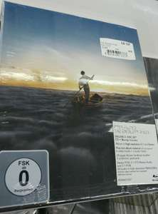 Pink Floyd - The Endless River (Deluxe Edition) [CD + Blu-ray Disc]