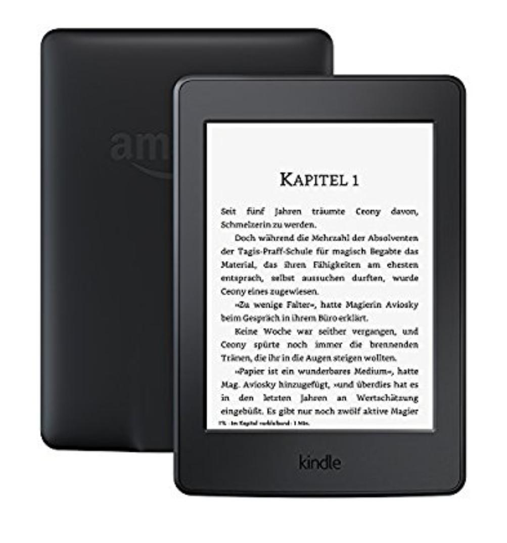 [Prime] Kindle Paperwhite (79,99€) oder Kindle (54,99€)