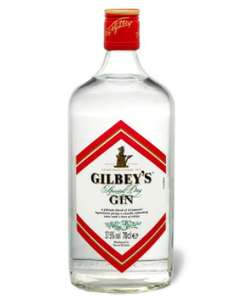 Gilbeys's Special Dry Gin 37,5% Vol., 0,7l