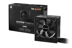 be quiet! Netzteile (z.B: 400W System Power 8) 10€ Sofortrabatt bei amazon.de
